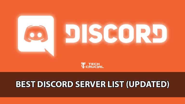 best discord servers list